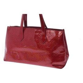 Louis Vuitton-Louis Vuitton Vintage handbag-Red