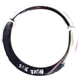 Autre Marque-Maria Tash - 16g 6.5mm Opal Horizontal Eternity Clicker-Multicolore