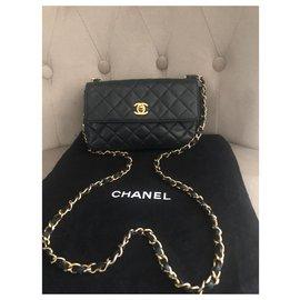 Chanel-Mini timeless-Black