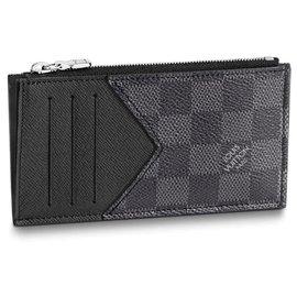 Louis Vuitton-Louis Vuitton wallet new-Grey