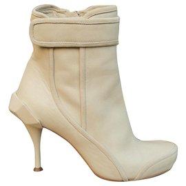 Céline-Céline p boots 36-White