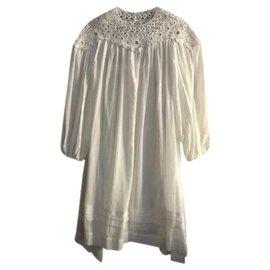 Isabel Marant Etoile-Dresses-White