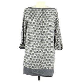 Pinko-robe-Grey
