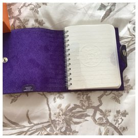 Hermès-Ulysse PM notebook-Purple