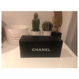 Chanel-Lunette soleil-Noir