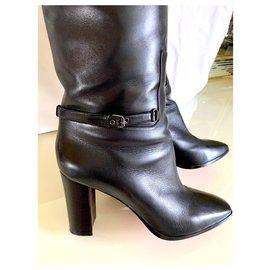 Christian Louboutin-Boots-Noir