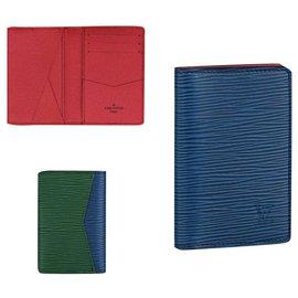 Louis Vuitton-Organiseur de poche édition limitée Louis Vuitton nouveau-Multicolore