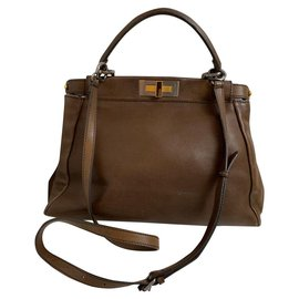 Fendi-Fendi-Brown