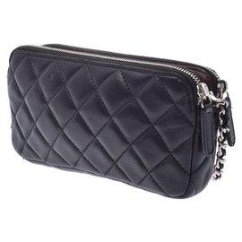 Chanel-Chanel Chain belt-Black