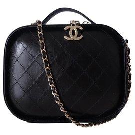 Chanel-Chanel Vanity bag 2019-Black