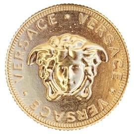 Versace-Pins & brooches-Golden