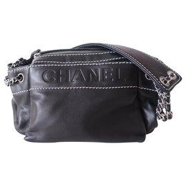 Chanel-SMALL CHANEL BAG-Black