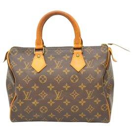 Louis Vuitton-Louis Vuitton Speedy 25-Marron