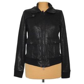 Armani Exchange-Jackets-Black