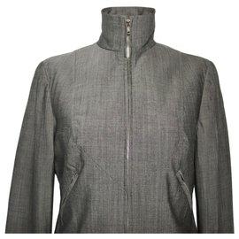 Moschino-Jackets-Grey