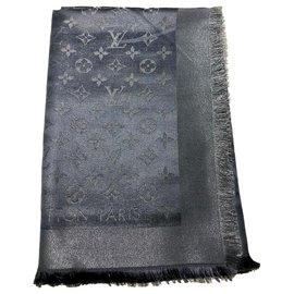 Louis Vuitton-Louis Vuitton monogramme Shine Shawl-Autre