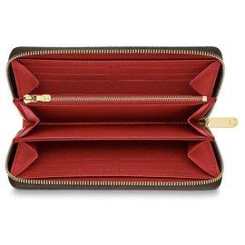 Louis Vuitton-Louis Vuitton Zippy-Marron