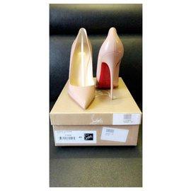 Christian Louboutin-Heels-Pink