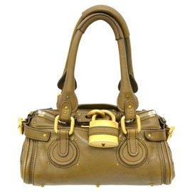 Chloé-Chloé Shoulder bag-Yellow