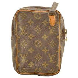 Louis Vuitton-Louis Vuitton Monogram Amazon Old Model-Marron