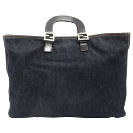 Fendi-Fendi handbag-Blue