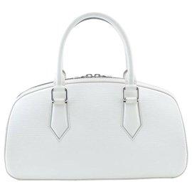 Louis Vuitton-Louis Vuitton Epi Leather Jasmine-Blanc