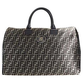 Fendi-Fendi boston bag new-Multiple colors