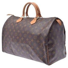 Louis Vuitton-Louis Vuitton Monogram-Marron