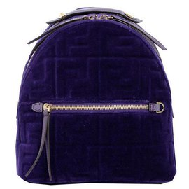 Fendi-Fendi backpack new-Purple