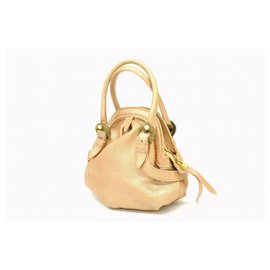 Salvatore Ferragamo-Salvatore Ferragamo Handbag-Golden