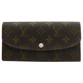 Louis Vuitton-Louis Vuitton Emilie-Brown