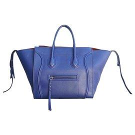 Céline-Sacs à main-Bleu