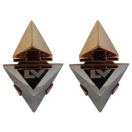 Louis Vuitton-ZIG ZAG EAR NAILS-Multiple colors