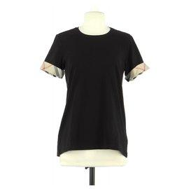 Burberry-T-shirt-Black