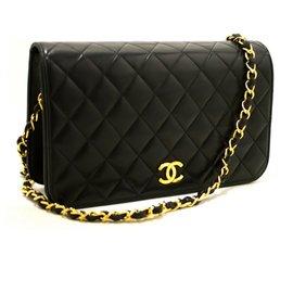 Chanel-Chanel Fullflap-Black