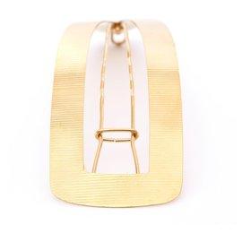 Dior-GOLDEN HAIRCLIP XXL-Golden