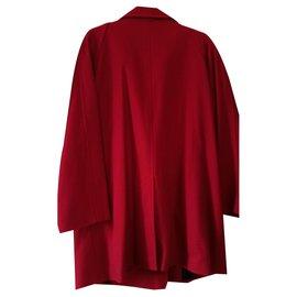 Autre Marque-Bleu marine design-Rouge