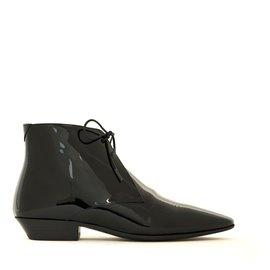 Saint Laurent-JONAS BLACK FR37.5-Black