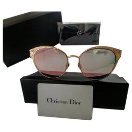 Christian Dior-Sunglasses Christian Dior unique Limited Edition Collection 2019-Golden