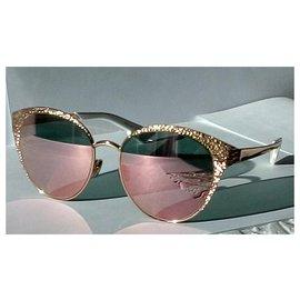 Christian Dior-Sunglasses Christian Dior unique Limited Edition Collection 2019-Golden
