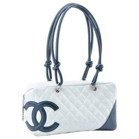 Chanel-Chanel Cambon Line-White
