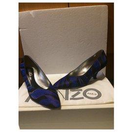 Kenzo-Heels-Multiple colors