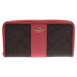 Coach-Coach Signature outlet-Red
