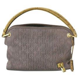Louis Vuitton-Louis Vuitton Whisper PM-Grey