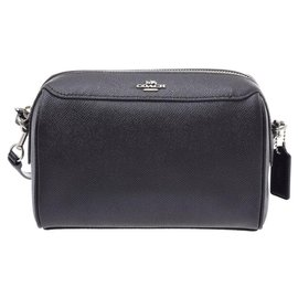 Coach-Coach Crossbody Strap-Black