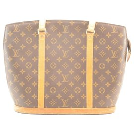 Louis Vuitton-Louis Vuitton Monogram Babylone-Brown