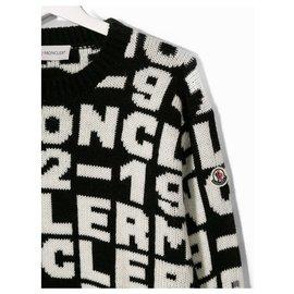 Moncler-new moncler sweater-Black,White