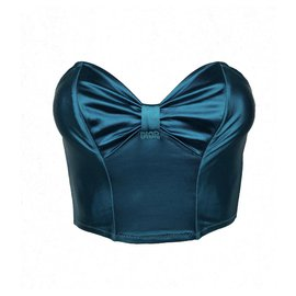 Christian Dior-Tops-Blue,Turquoise