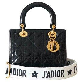 Dior-Handbags-Black