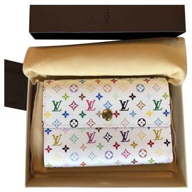 Louis Vuitton-Alexandra wallet-Multiple colors